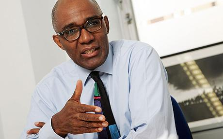 Trevor Phillips Photograph by Graham Jepson
