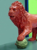 Reggie the Lion, Mascot of King's